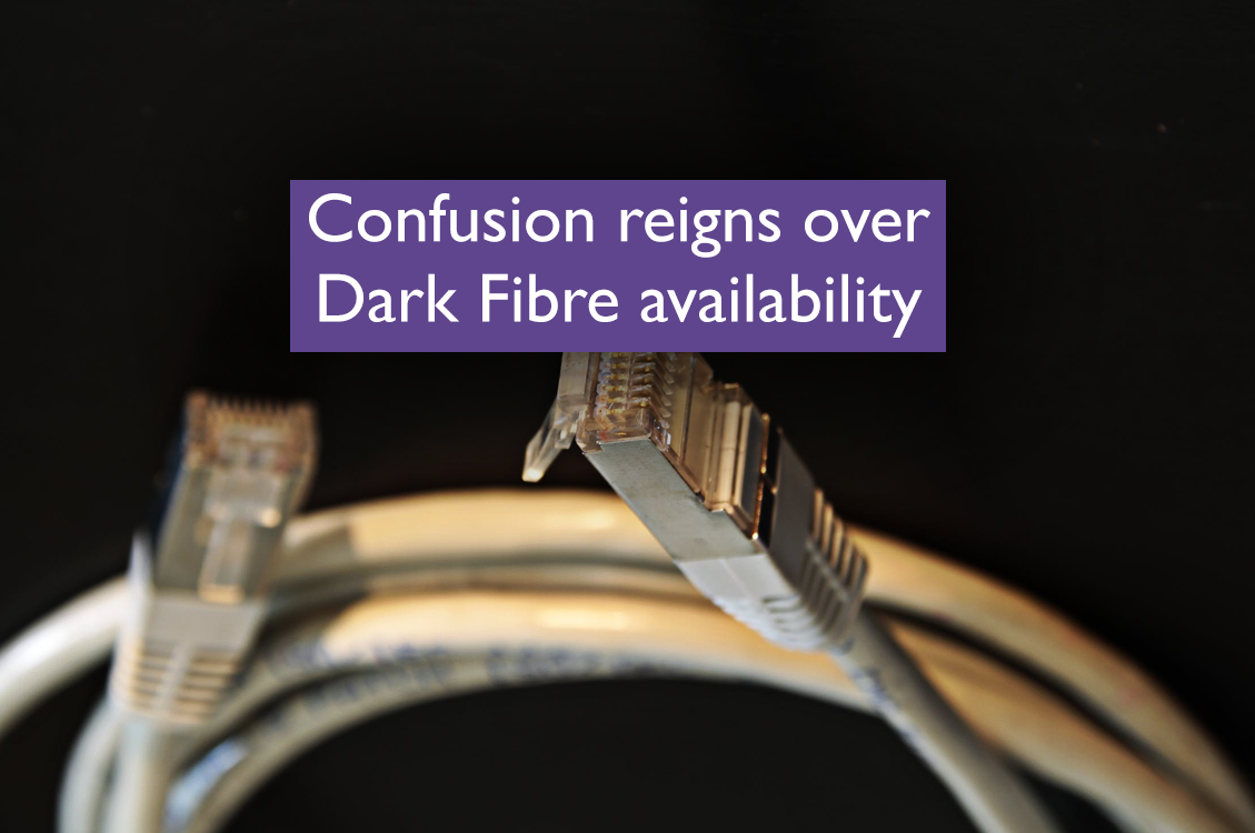 Confusion reigns over Dark Fibre availability - Industry Insights