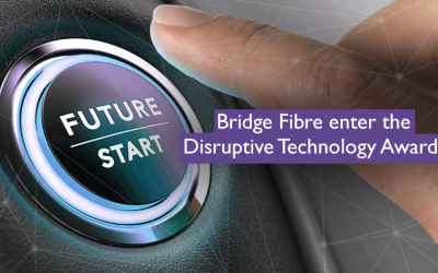 Bridge Fibre enter the Disruptive Technology Award